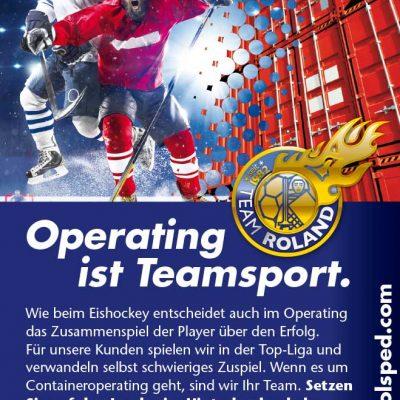 """Anzeige """"Eishockey"""""""