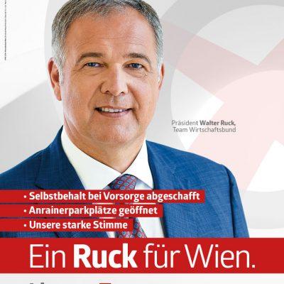 Plakat 8-Bogen in Wien und Umgebung
